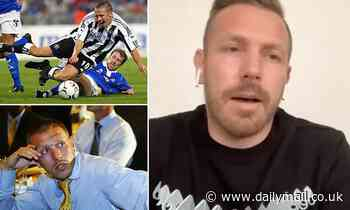 Craig Bellamy reveals he has been receiving treatment for depression for three years
