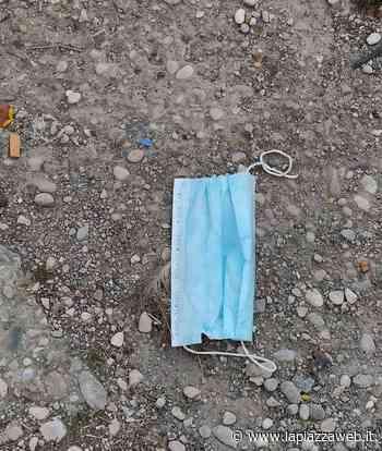 Fare Verde lancia l'allarme abbandono mascherine e guanti - La Piazza