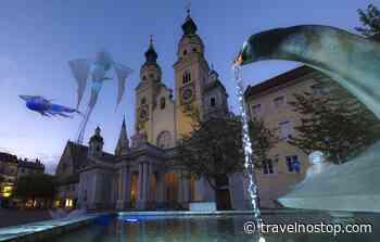 Il Brixen Water Light Festival sbarca online per la Giornata Internazionale della Luce - Travelnostop - Travelnostop.com