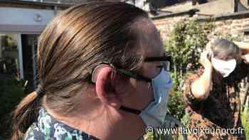 Roubaix et Wattrelos: sourds et malentendants, le masque leur pose bien des problèmes - La Voix du Nord