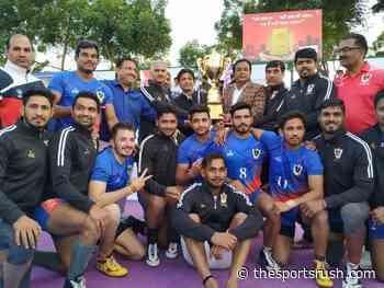 Indian Railways Celebrated Double Triumph at the Senior National Kabaddi Championship - The Sportsrush