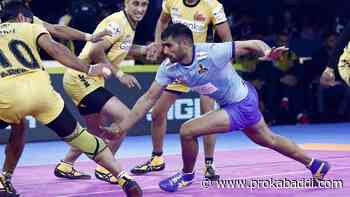 How a coach's suggestion helped develop Rahul Chaudhari's most lethal kabaddi move - Pro Kabaddi