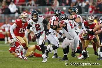 5/18: Blogging Dirty- 2020 Atlanta Falcons Over/Under: Matt Ryan 5,000 yards and 40 TD's