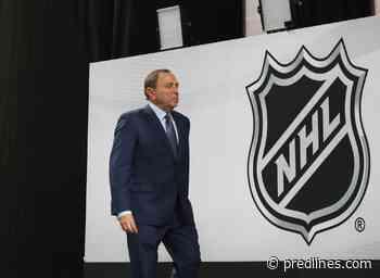 NHL Restarting Season Seems to be Gaining Traction