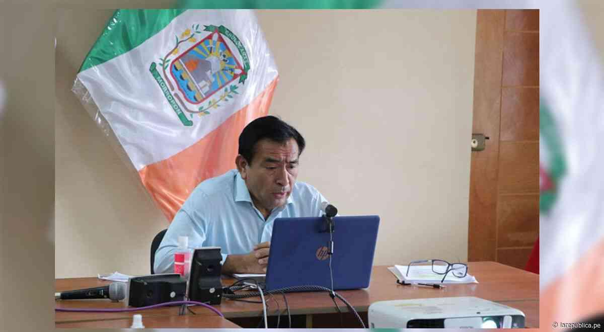 Piura: alcalde de Chulucanas pide equipos y medicina para luchar contra coronavirus - LaRepública.pe