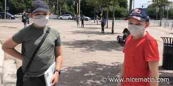 """""""On a fait un foot avec un gros caillou"""": Ces 5 collégiens azuréens ont repris les cours ce lundi, ils racontent"""