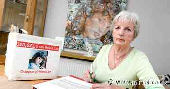 Mum of murdered Helen McCourt fears losing her home as legal costs top £75,000