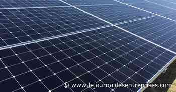 Les travaux de la centrale solaire de Montreuil-Bellay débuteront en septembre - Le Journal des Entreprises - Maine-et-Loire - Sarthe - Le Journal des Entreprises