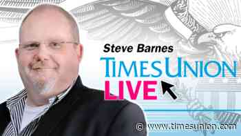 Times Union Live: Steve Barnes talks with Vic Christopher at 1 p.m. Tuesday