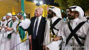 Fired State Department IG probed Trump's Saudi arms deals