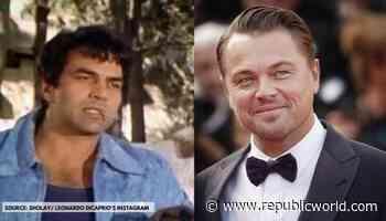 With Leonardo as Veeru & Kate Winslet as Basanti, how will Hollywoods Sholay look like? - Republic World - Republic World