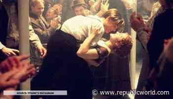 When Leonardo DiCaprio gifted a ring to Kate Winslet; Read full story - Republic World - Republic World