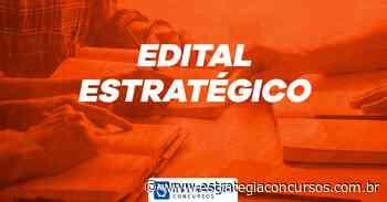 Edital Estratégico Frederico Westphalen: reforce os estudos - Estratégia Concursos