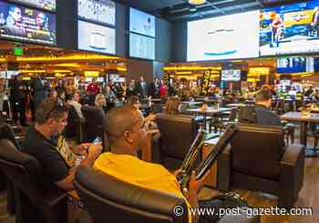 Despite uptick in some online gambling, casino revenues seeing a staggering drop