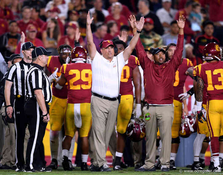 USC football adds home-and-home series with Ole Miss