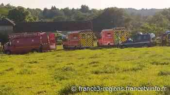 Haute-Vienne : accident grave à Champagnac-la-Rivière - France 3 Régions