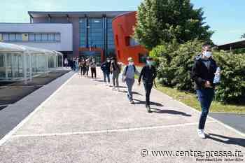 Vienne : 3011 élèves ont repris le chemin du collège - Centre Presse