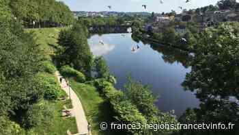 Déconfinement à Limoges : le bonheur retrouvé de flâner en bord de Vienne - France 3 Régions