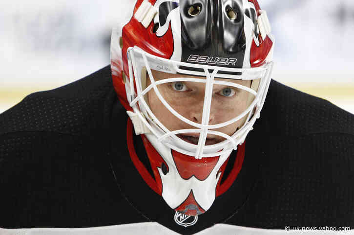 Devils' Schneider: NHL players concerned as pause lingers