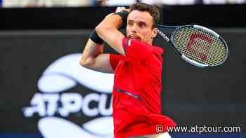 Uncovered: How Tennis Has Been Roberto Bautista Agut's Escape | Video Search Results - ATP Tour