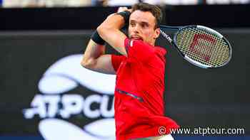 Roberto Bautista Agut: 'Tennis Has Been My Escape' - 2020 Feature - ATP Tour