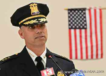Watervliet police union wants fired chief back