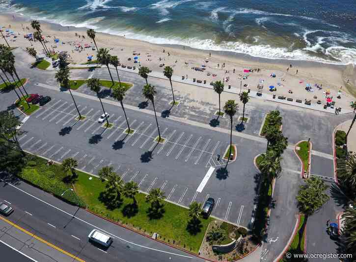 More coastal parking opens up at county-run beaches, including Salt Creek, Strands, Aliso and Baby Beach