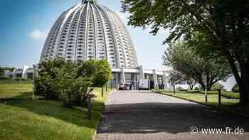 Kampf gegen Windräder am Hofheimer Bahai-Tempel   Hofheim - fr.de