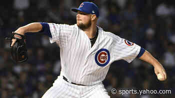 Cubs' Jon Lester 'absolutely' open to Red Sox return with future uncertain - Yahoo Sports
