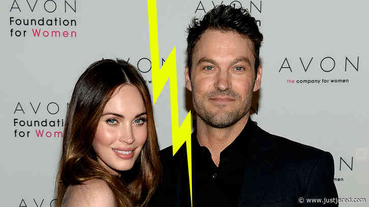 Brian Austin Green Confirms Split from Megan Fox After Nearly 10 Years of Marriage