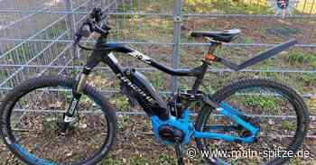 Ginsheim-Gustavsburg: Wem gehört das E-Bike? / Polizei bittet um Hinweise - Main-Spitze