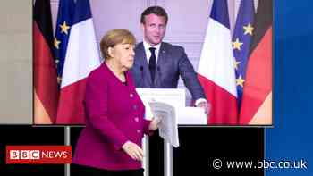 Coronavirus: France and Germany propose €500bn recovery fund