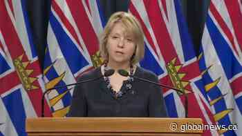 B.C. health officials announce 16 cases of COVID-19, 2 additional deaths