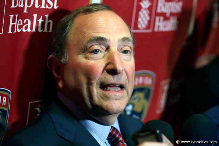 NHL leaning toward 24-team postseason played in hub cities, including St. Paul