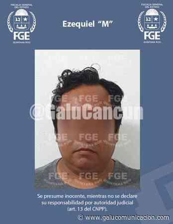 Detienen en Bacalar a presunto pederasta de Veracruz - Galu