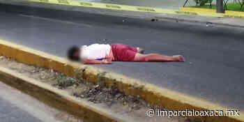 Fatal accidente cobra una víctima en Puerto Escondido - El Imparcial de Oaxaca