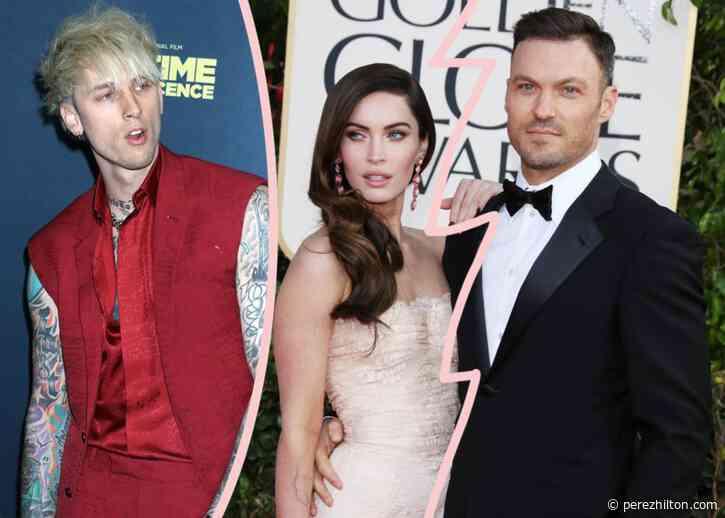 Brian Austin Green CONFIRMS Split From Megan Fox, Addresses Machine Gun Kelly Romance