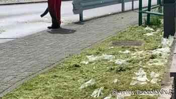 Sarzana, denuncia degli abitanti: «Centinaia di guanti abbandonati a terra in zona Santa Caterina» - Il Secolo XIX