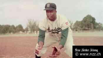 Jackie Robinson, der furchtlose Baseball-Pionier - NZZ - Neue Zürcher Zeitung