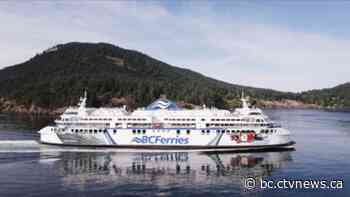 BC Ferries update: Departure Bay-Horseshoe Bay service reinstated as of June - CTV News