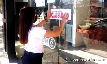 Clausuraron varios comercios por abrir sin autorización en Chacabuco - Diario La Verdad Junín