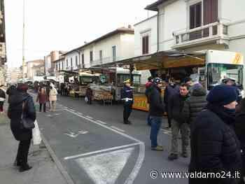 Montevarchi: nuova collocazione per il mercato del giovedì. Lascia temporaneamente il centro storico - Valdarno24