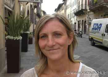 """Montevarchi. Federica Vannelli: """"per i negozi è stata una ripartenza serena. Grande affetto dai clienti"""" - Valdarno24"""