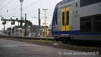 Aulnoye-Aymeries : Bernard Baudoux tape du poing sur la table pour les trains - La Voix du Nord