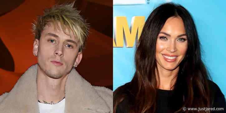 Machine Gun Kelly Is Just 'Friends' with Megan Fox, Her Ex Brian Austin Green Reveals