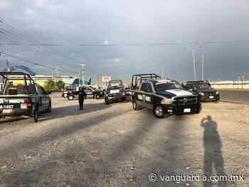 Roban camioneta cuatro hombres armados a vecino de la Postal Cerritos de Saltillo - Vanguardia MX