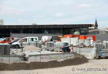 Edeka-Bauarbeiten in Untergruppenbach liegen im Zeitplan - Heilbronner Stimme