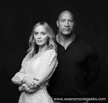 Dwayne Johnson, Emily Blunt To Star In Netflix's BALL AND CHAIN Superhero - We Are Movie Geeks
