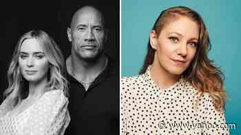 Dwayne Johnson, Emily Blunt Superhero Movie Lands at Netflix, New 'Star Trek' Pike & Spock Series a Go & More | THR News - Yahoo Lifestyle