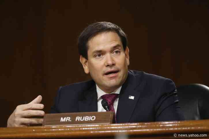 McConnell chooses Rubio to lead Senate Intelligence Committee amid Burr investigation